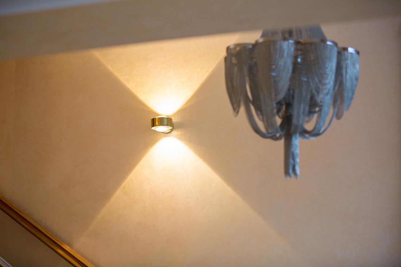 Anstricharbeiten dekorative Spachteltechnik Heidelberger Hotel
